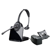 Plantronics CS510 Monaural Wireless Headset inc HL10