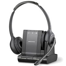 Plantronics Savi W720 UC Binaural Wireless Headset