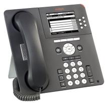 Avaya 9630G IP Phone - Side View