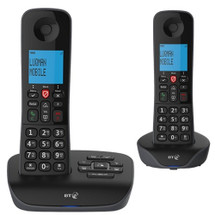 BT Essential DECT Phone - Twin (TAM)