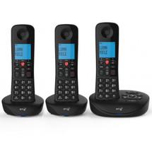BT Essential DECT Phone - Trio (TAM