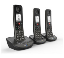 BT Advanced DECT Phone - Trio (TAM)