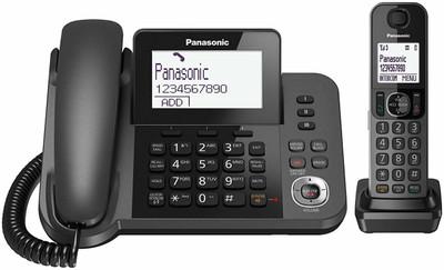 Panasonic KX-TGF320E Corded & DECT