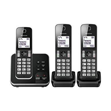 Panasonic KX-TGD323EB TRIO DECT TAM