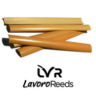 Lavoro Pre-Gouged English Horn Cane - 6 Pieces