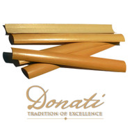 Donati Pre-Gouged English Horn Cane - 6 Pieces