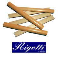 Rigotti Premium Gouged English Horn Cane - 6 pieces