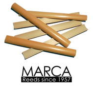 Marca Premium Gouged English Horn Cane - 6 pieces