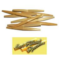 Alliaud Premium Shaped Oboe Cane - 10 Pieces