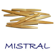 Mistral Premium Shaped Oboe Cane - 10 Pieces