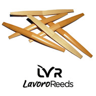 Lavoro Premium Shaped English Horn Cane - 6 Pieces