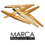 Marca Premium Shaped English Horn Cane - 6 Pieces