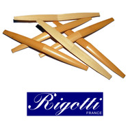 Rigotti Premium Shaped English Horn Cane - 6 Pieces