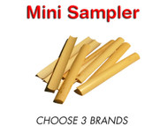 Premium Gouged Oboe Cane Mini Sampler, 10.5-11.0 mm Dia.