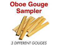 Sampler of Oboe Gouges