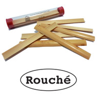 Rouché Pre-Gouged Oboe Cane - 10 Pieces