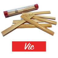 Vic Pre-Gouged Oboe Cane - 10 Pieces