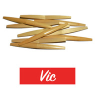 Vic Premium Shaped Oboe Cane - 10 Pieces