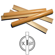 K.Ge Premium Gouged Oboe Cane - 10 Pieces