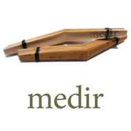 Medir Grower Shaped Oboe Cane - 10 pieces
