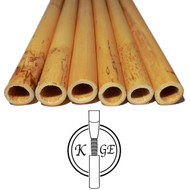 K.Ge English Horn Tube Cane - 1/4 lb.