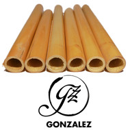 Gonzalez English Horn Tube Cane - 1/4 lb.
