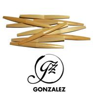 Gonzalez Premium Shaped Oboe Cane - 10 Pieces