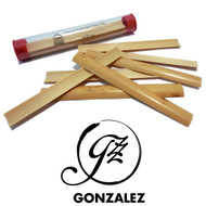 Gonzalez Pre-Gouged Oboe Cane - 10 Pieces