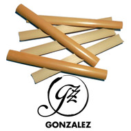 Gonzalez Premium Gouged English Horn Cane - 6 pieces
