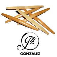 Gonzalez Premium Shaped English Horn Cane - 6 Pieces
