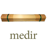 Medir Profiled Bassoon Cane - 10 Pieces