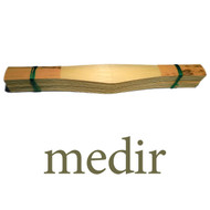 Medir Shaped and Profiled Bassoon Cane - 10 pieces