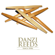 Danzi Premium Shaped English Horn Cane - 6 Pieces