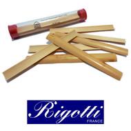 Rigotti Pre-Gouged Oboe Cane - 10 Pieces