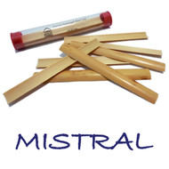 Mistral Pre-Gouged Oboe Cane - 10 Pieces