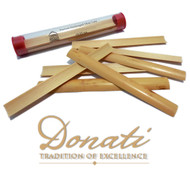 Donati Pre-Gouged Oboe Cane - 10 Pieces