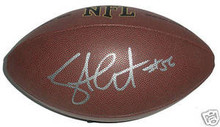 Shawne Merriman Signed NFL Football Buffalo Bills