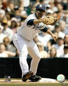 Adrian Gonzalez San Diego Padres Home Action 8x10 Photo
