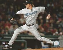 B.J. Ryan Toronto Blue Jays Unsigned Photofile 8x10 Photo