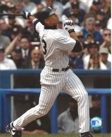 Alex Rodriguez New York Yankees Unsigned Photofile 8x10 Photo