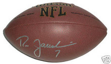Ron Jaworski Autographed NFL Football Philadelphia Eagles