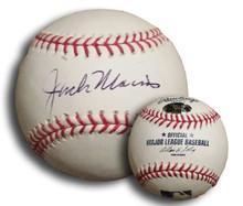Jack Morris Autographed Official Major League Baseball Twins