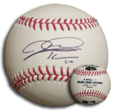 Jacob Turner Autographed Official Major League Baseball Cubs