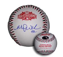 Michael Wacha Autographed 2015 All Star Game Baseball Cardinals
