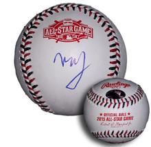 Manny Machado Autographed 2015 All Star Game Baseball Baltimore Orioles