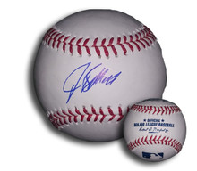 Josh Bell Autographed Official Major League Baseball Pittsburgh Pirates