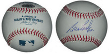 Brian Cashman Signed MLB Baseball New York Yankees