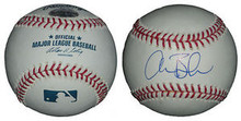 Andrew Brackman Signed MLB Baseball New York Yankees