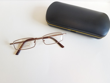 Titanium Reading Glasses
