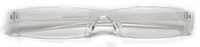 Clear  Small Acrylic Readers Special Deal - 4 for $10.00